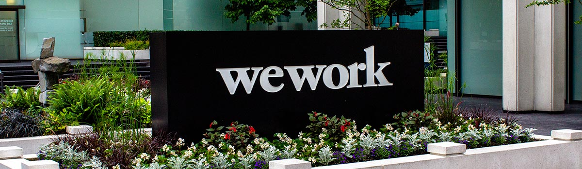 WeWork begins search for a new CEO