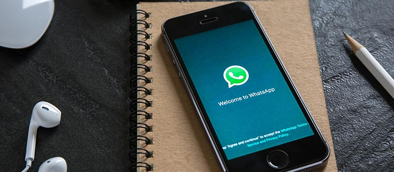 Whatsapp use causing HR communication headache