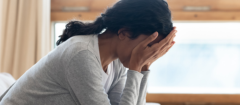 Almost half of women say career has been set back due to COVID-19
