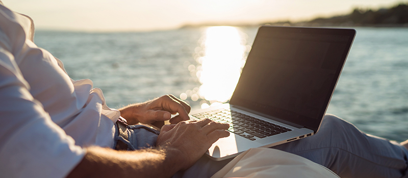 Work from abroad benefits - what are they and how do they work?