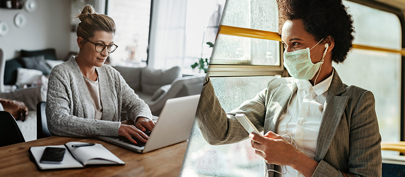 The cost of homeworking vs going back to the office