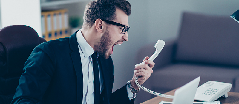 Who has the worst phone etiquette - HR or recruitment?