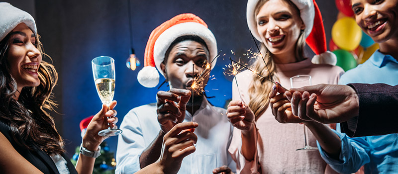 7 of the most disastrous work Christmas parties EVER