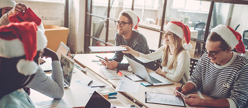 Maintaining Workforce Productivity in the Run-Up to Christmas