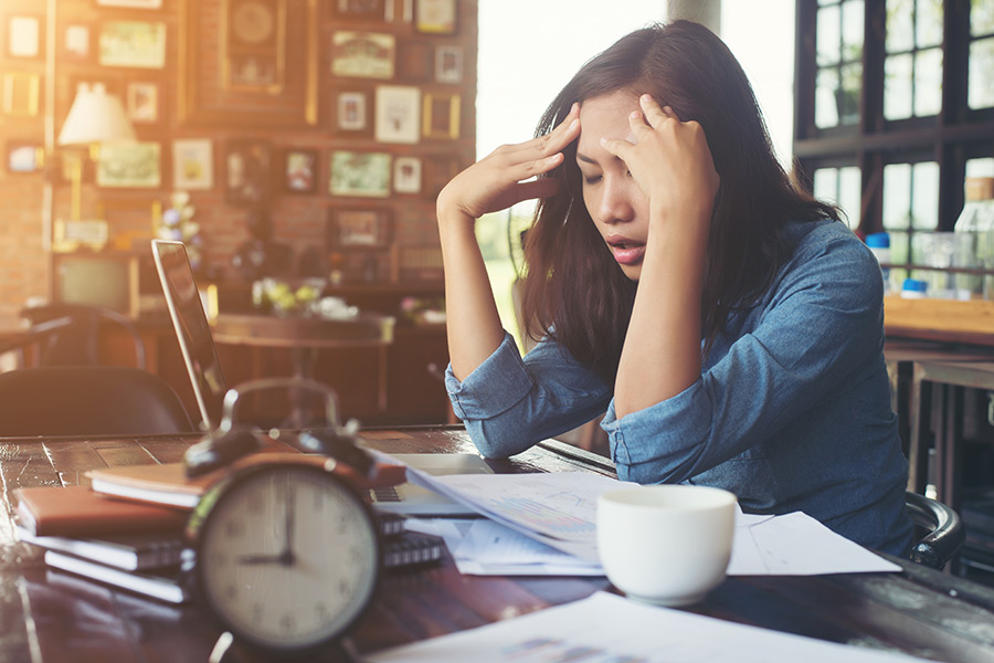 Does stress ever help an employee perform better?