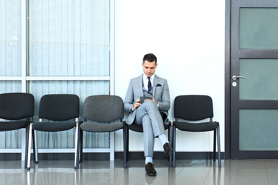 REC: UK firms witness sharp drop in available candidates
