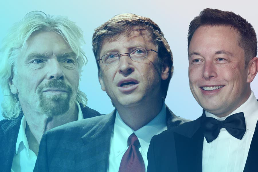 What does success mean to billionaires?