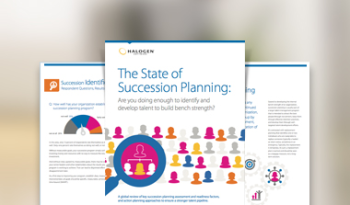 NEW Report! The State of Succession Planning: How does your planning stack up?