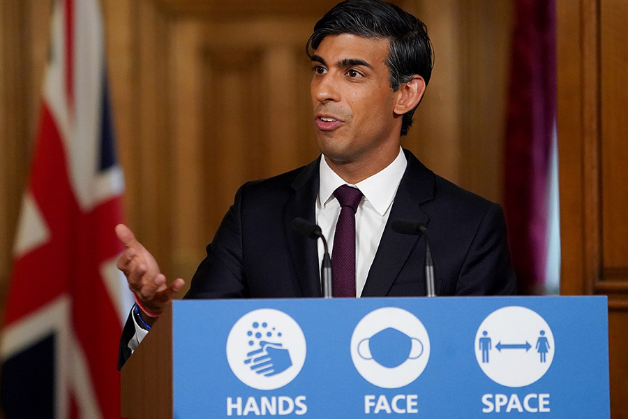 Chancellor extends furlough scheme by extra month