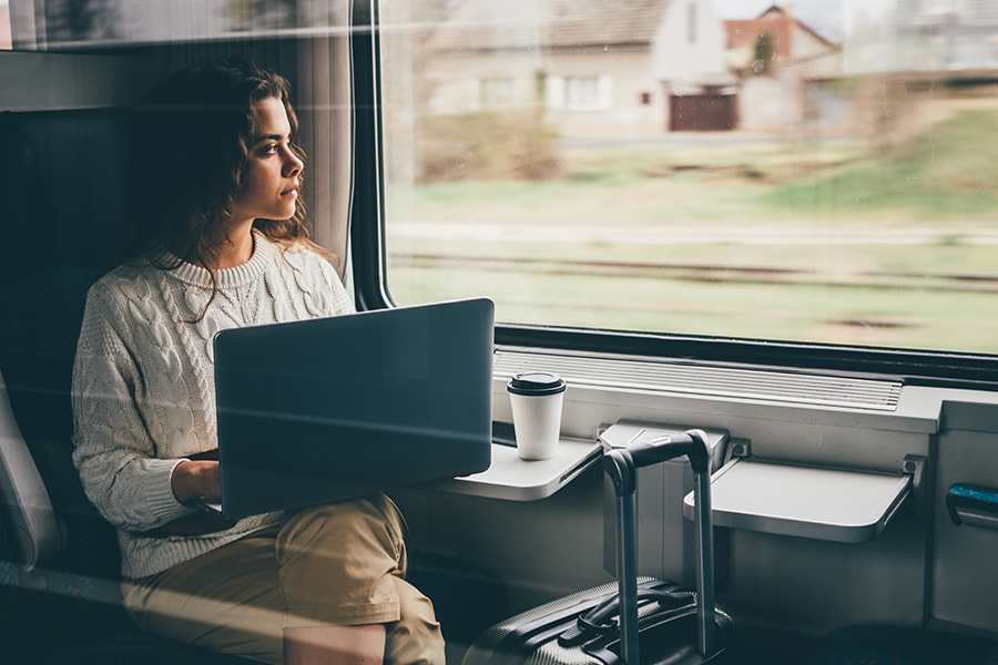Should employers support staff with the back-to-work commute?