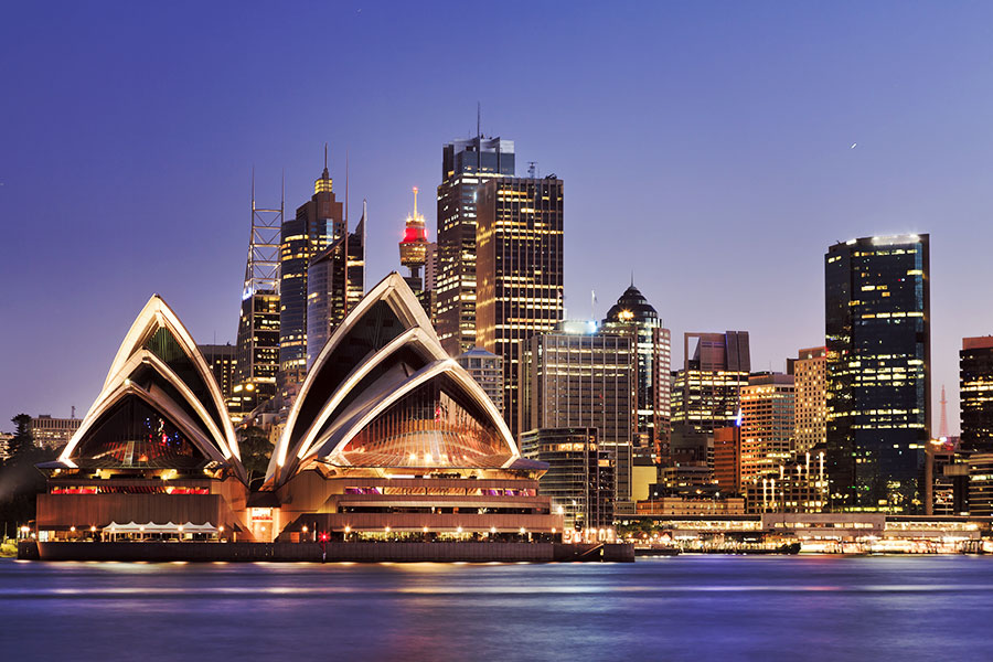 3 best hotels for business in Sydney