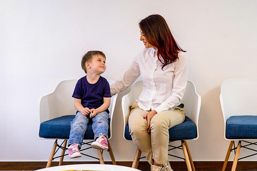 Viral TikTok mum takes child to job interview - and lands job offer