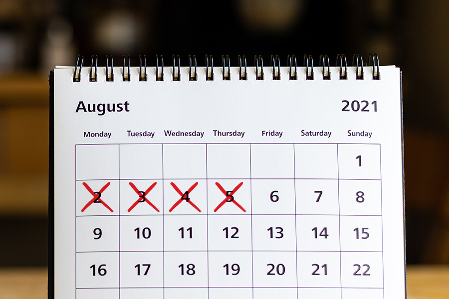 Is now the time to take the four-day week seriously?