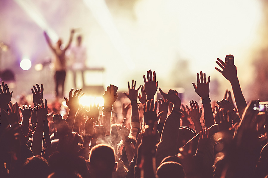 Would you take your staff to a festival as a perk?