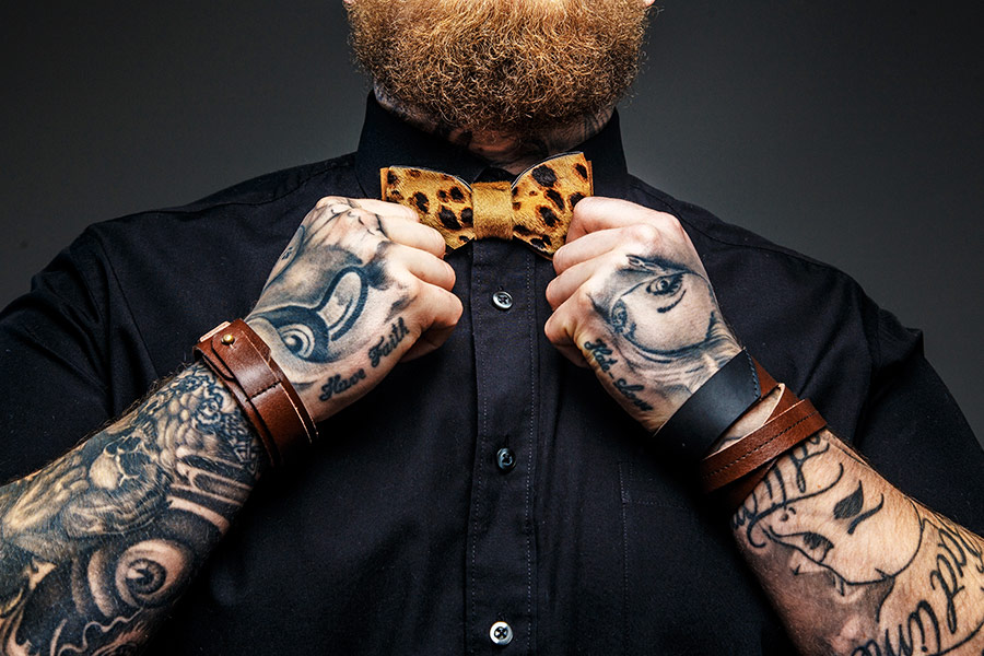 Tattooed candidates could be at jobseeking advantage