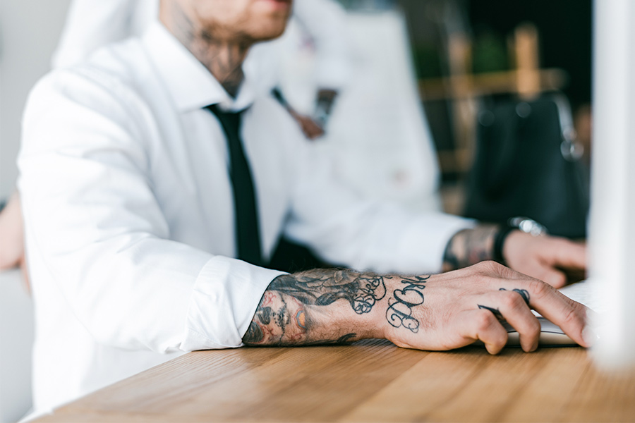 Should you allow tattoos in the workplace?