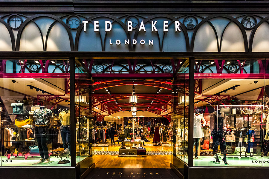 Ted Baker bosses quit amid profit uncertainty