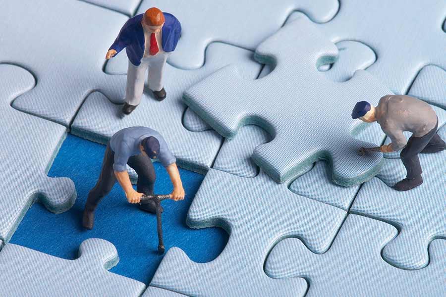 REC: Temp candidates used to plug worrying skills gap