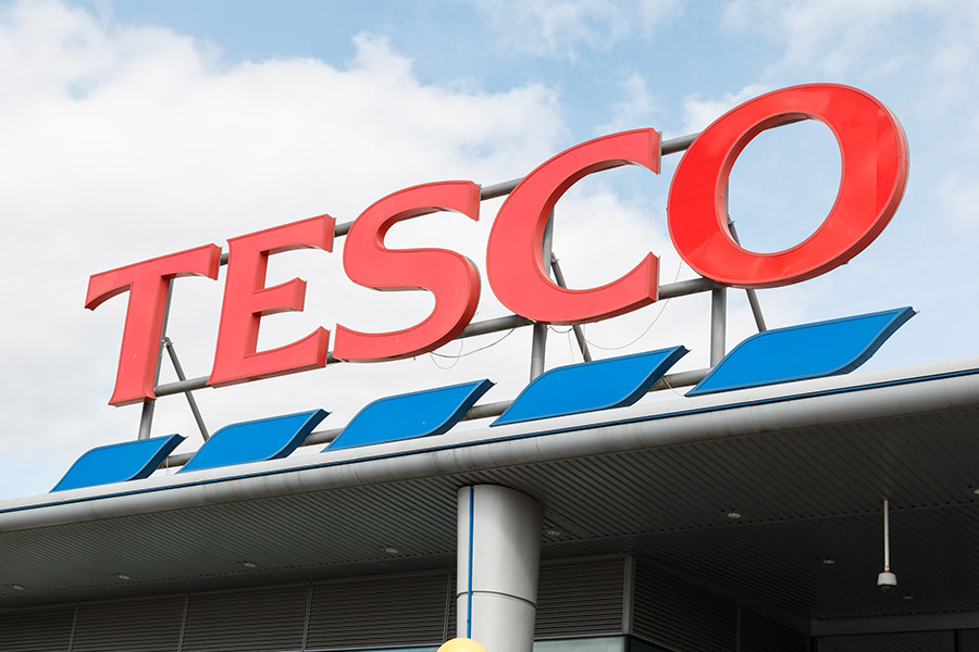Tesco faces £4billion gender pay challenge