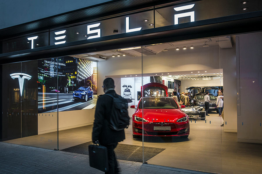 Tesla names Chair to replace Musk