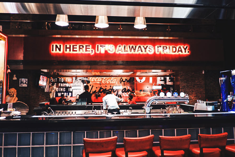 TGI Friday's to face industrial action over staff tip concerns