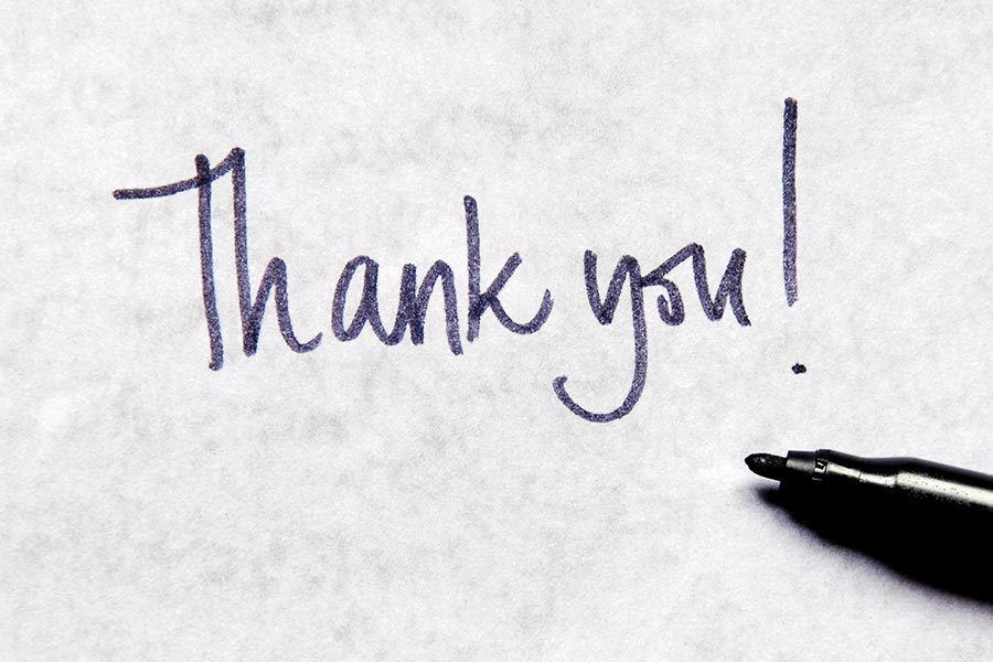 the value of thank you Sending thank you notes after a job interview may seem like a formality, but it's actually the crucial final step in a successful interview process one of the most commonly dispensed pieces of interview advice is to send a timely and personal thank you to each of your interviewers managers always .