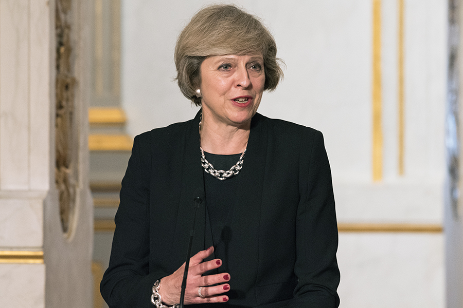 Theresa May to cut down Boardroom excess with 'tough new rules'