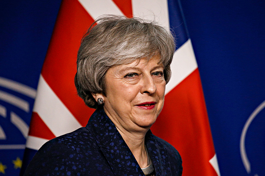Leadership lessons from Theresa May