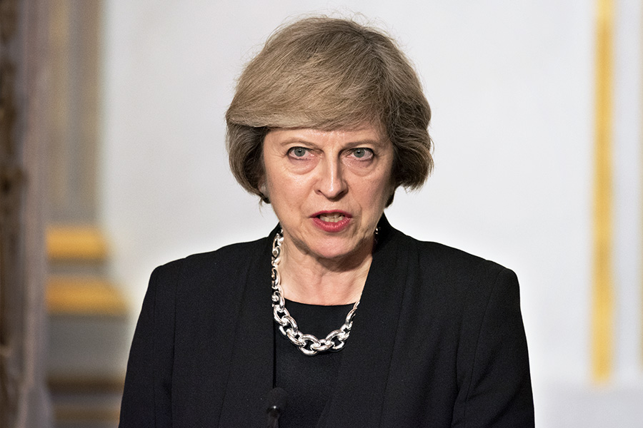 Leaked recording shows Theresa May's concerns over Brexit