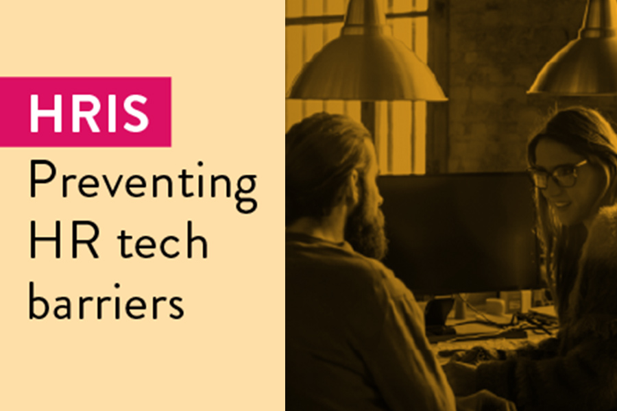 Preventing HR tech barriers