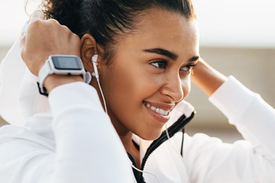 Unlocking wearables' data for a healthier workforce