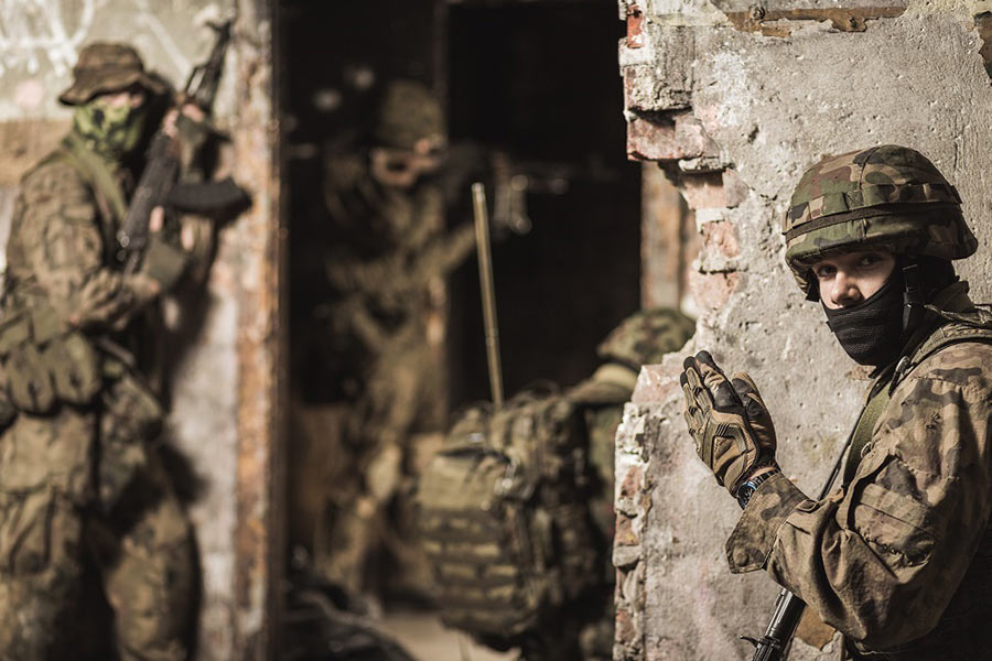 No plan survives first contact: What does the army teach us about organisational change?