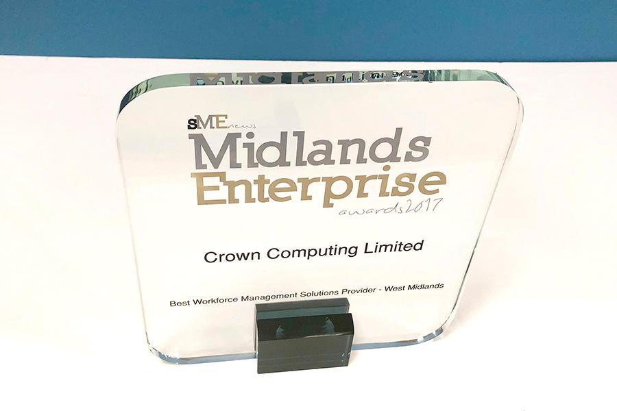Prestigious Award Win for Crown