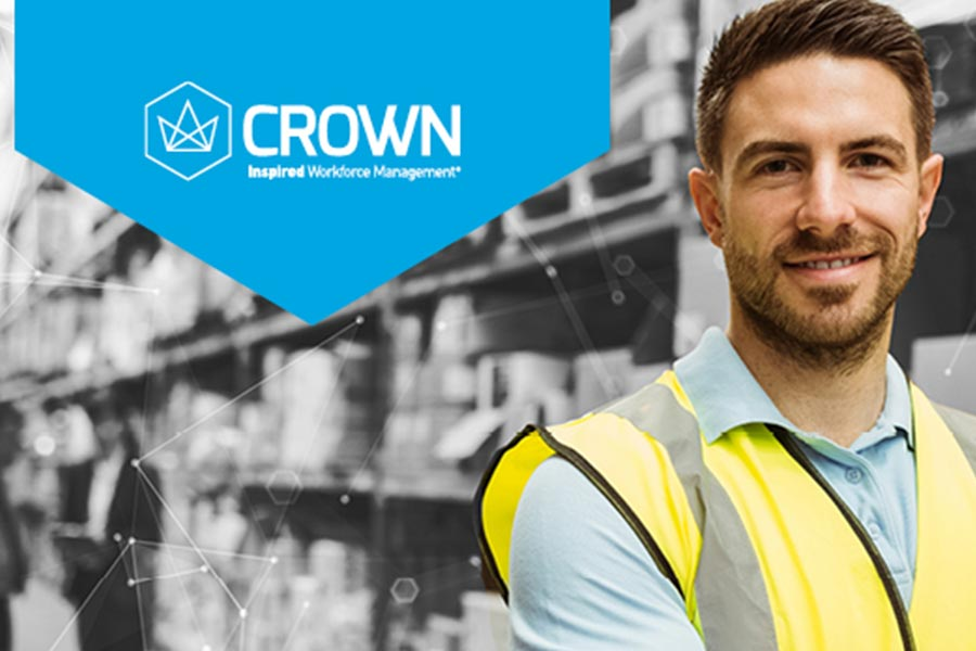 Brand New Look for Crown Workforce Management
