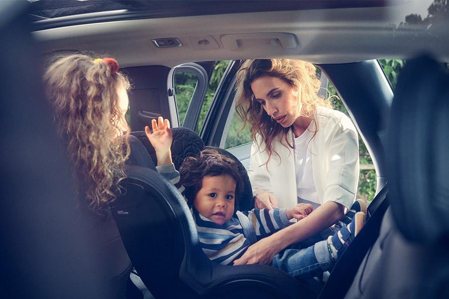 Volvo's 'Family Bond' scheme