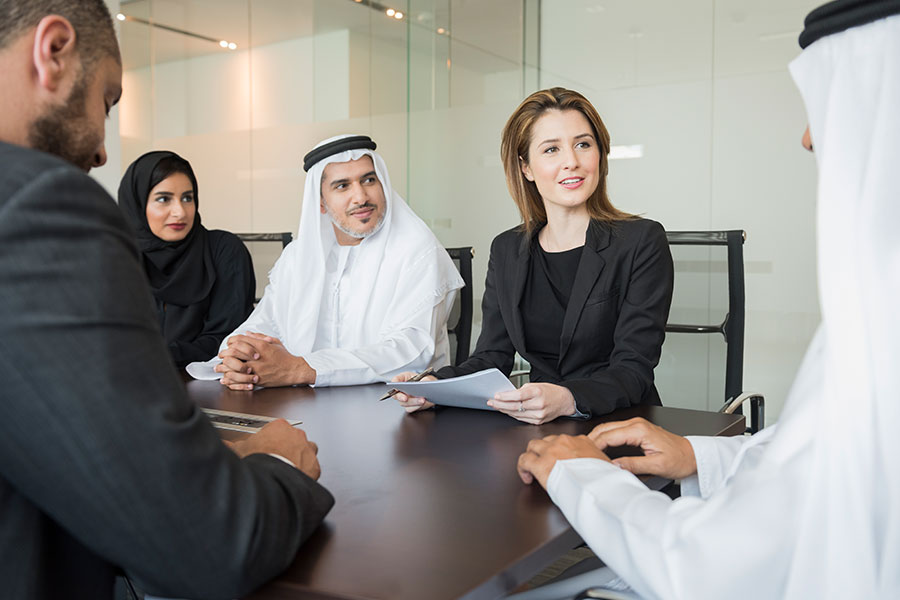 The evolution of HR in the Middle East