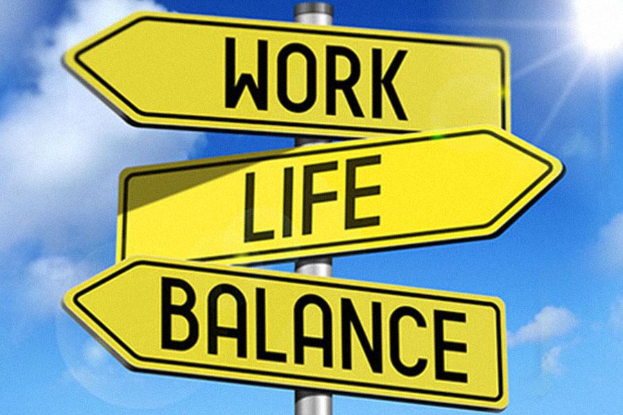 The work life balance trick