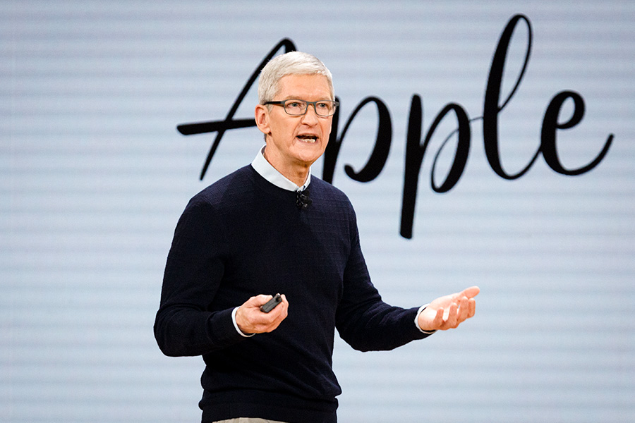 Tim Cook on how to handle corporate critics