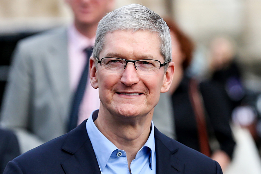 Tim Cook's best business advice