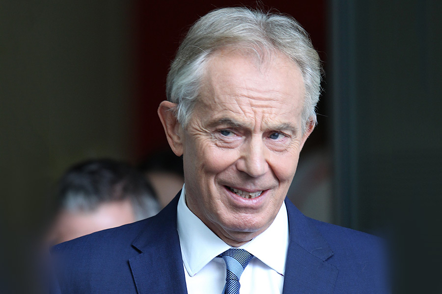 Blair's loss-making rec firm receives six-figure bailout
