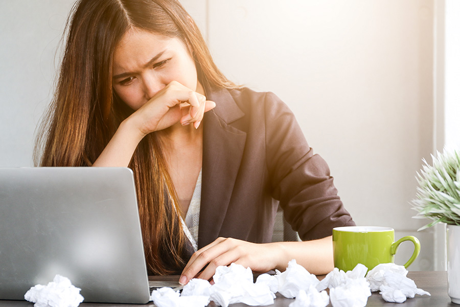 7 in 10 UK workers 'too busy to be sick'
