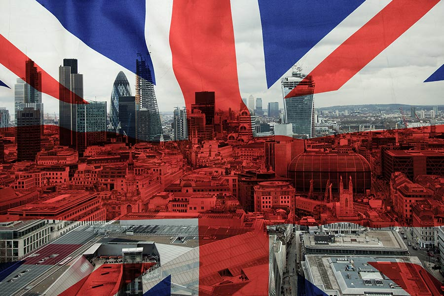 The UK's top cities to work in