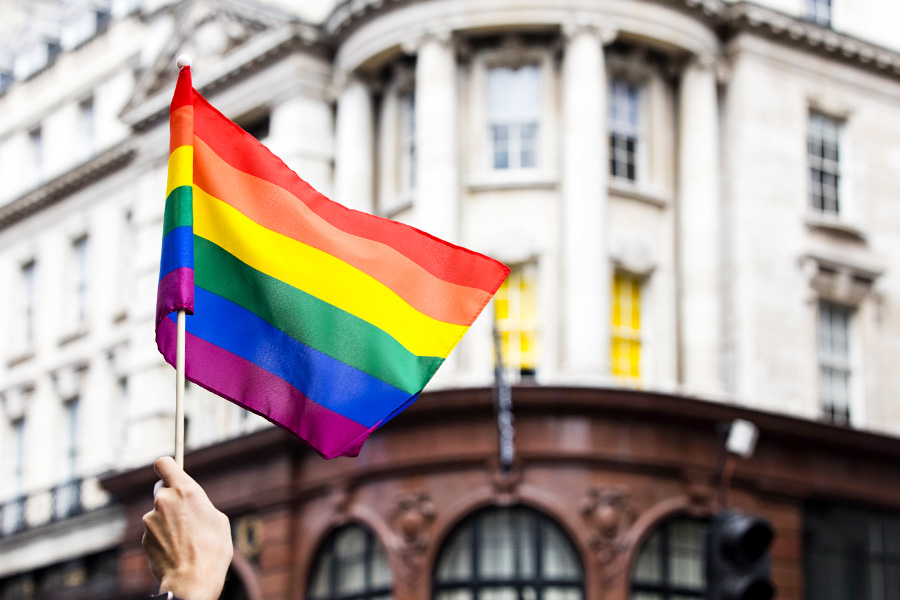 Stonewall recognises top LGBT employers