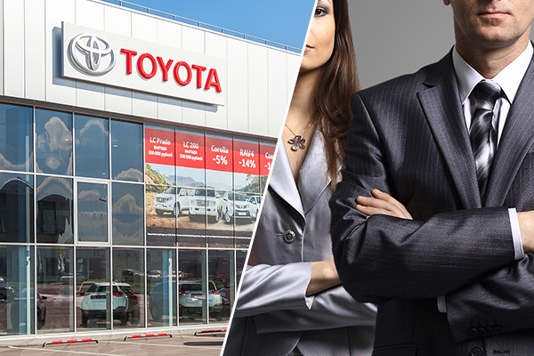 Toyota HRD: Why staff pride is key to business-wide success