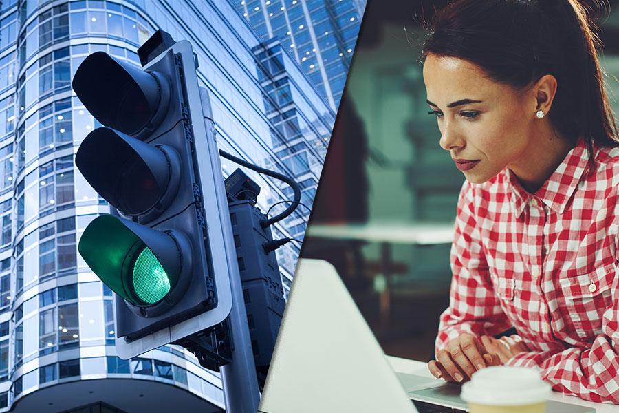 Group Engagement Director details 'traffic light system'