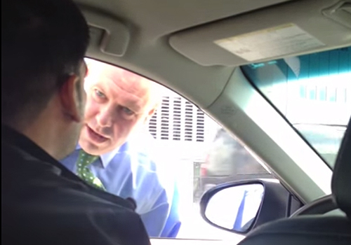 NYPD detective demoted after Uber driver rant