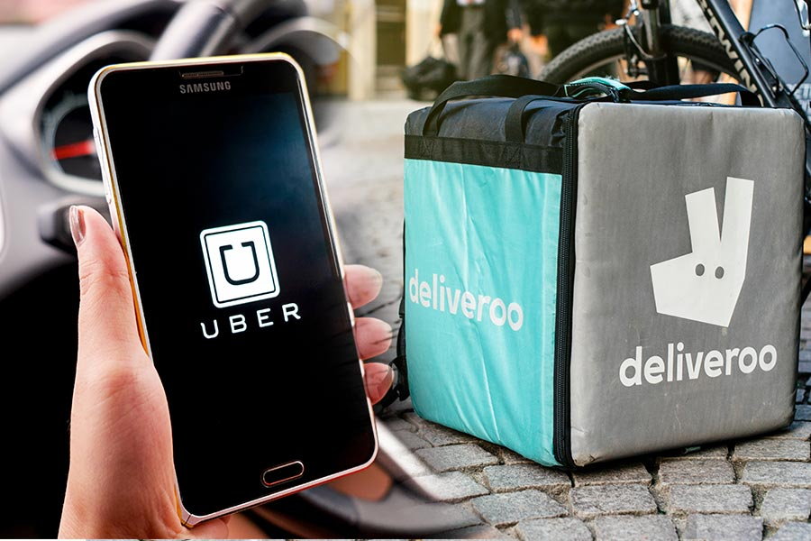 Uber & Deliveroo biggest HR issues - they're not what you think...