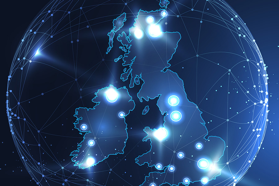 Top UK cities in which to run a business