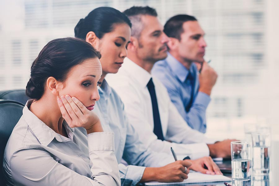 Two-thirds of UK workers bored with L&D content