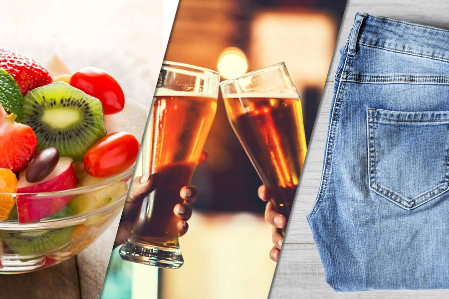 Beer, jeans & £61k - candidates reveal their ideal job